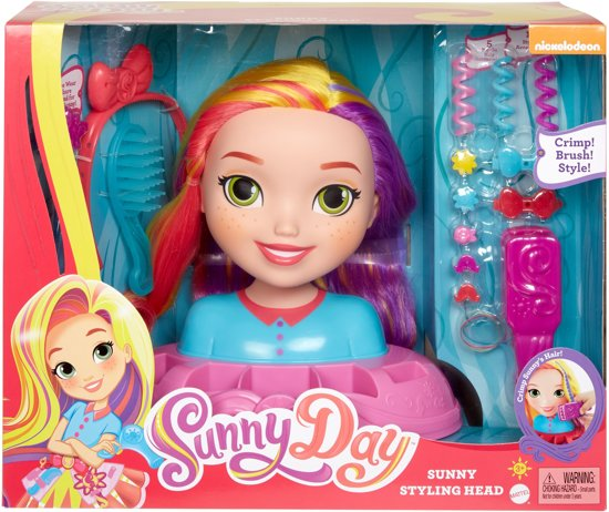 Fisher-Price Sunny Day Styling Head