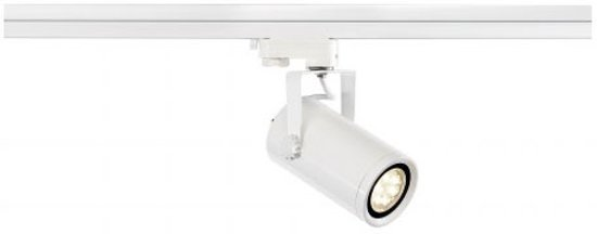 SLV EURO SPOT INTEGRATED LED Railverlichting 1x126W 3000K Wit LED 153951