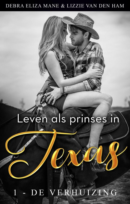 Cowboys en prinsessen 1 - Leven als prinses in Texas (1 - de verhuizing)