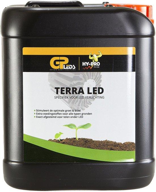 gpleds terra 5 l voeding voor alle typen aardemengsels in combinatie met led verlichting