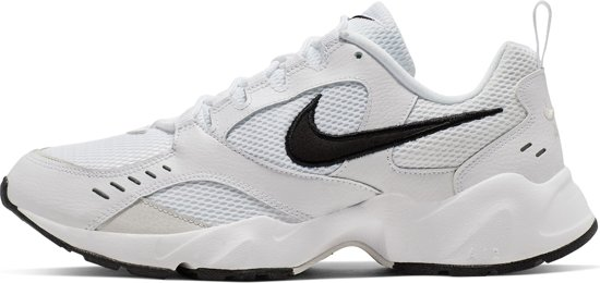 Nike Air Heights Heren Sneakers WhiteBlack Platinum Tint Maat 10