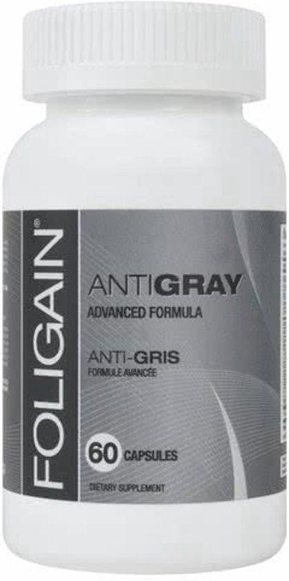 vitamine tegen grijs haar