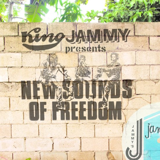 King Jammy Presents New Sounds Of F (LP)