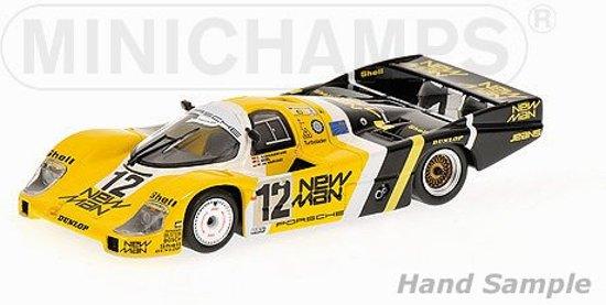 Porsche 956L #12 24h Le Mans 1983 - 1:43 - Minichamps