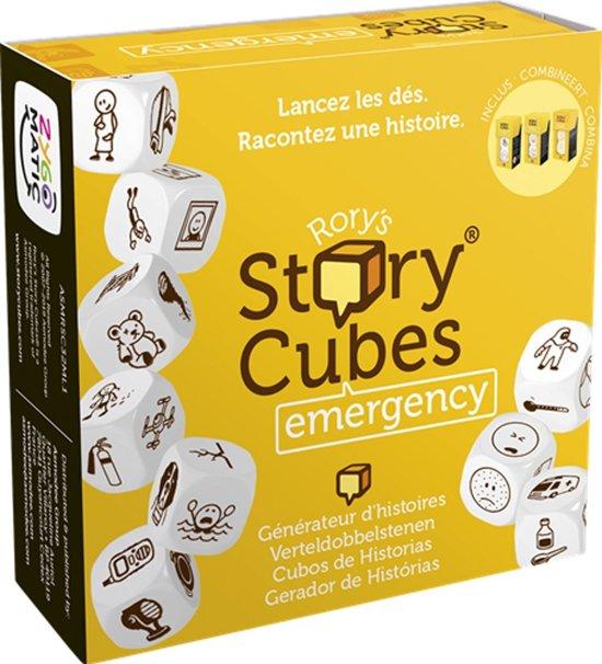 Rory's Story Cubes Emergency - Dobbelspel