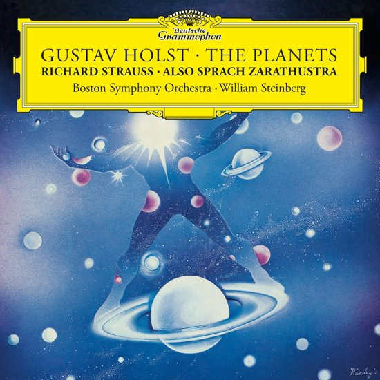 Holst: The Planets; Richard Strauss: Also Sprach Zarathustra