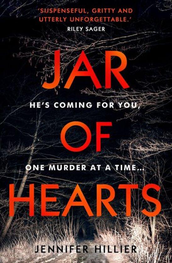 Boek cover Jar of Hearts van Jennifer Hillier (Onbekend)