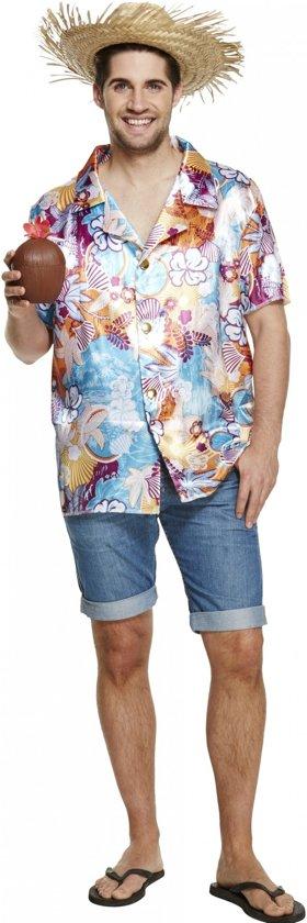 17a396fe4ed268 VOLWASSENEN UNISEX HEREN   DAMES Hawaiian shirt