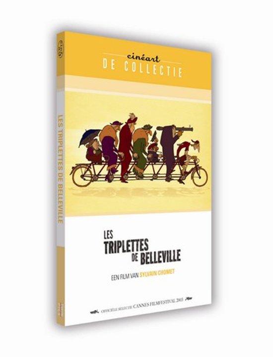 Triplettes De Bellevile Les (Cinear