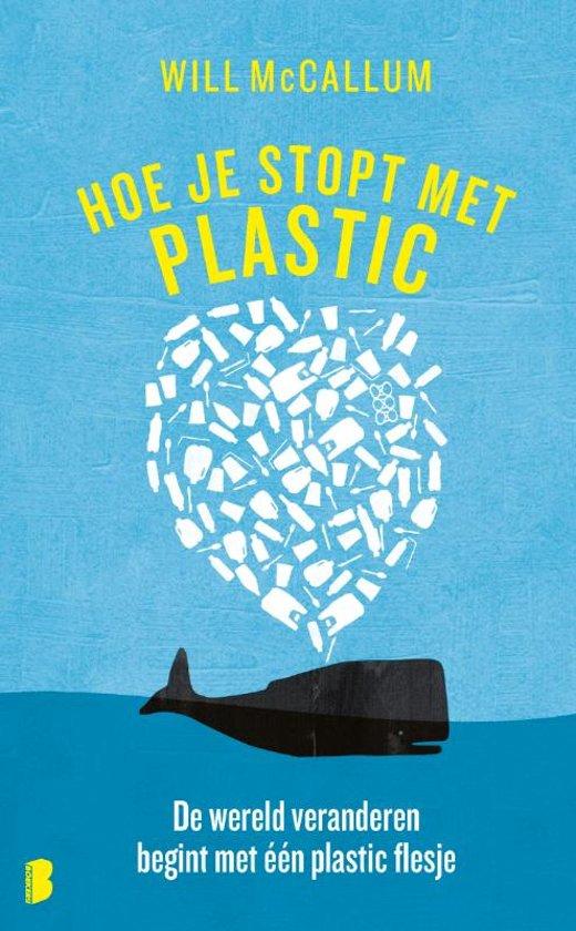 Boek cover Hoe je stopt met plastic van Will Mccallum (Hardcover)