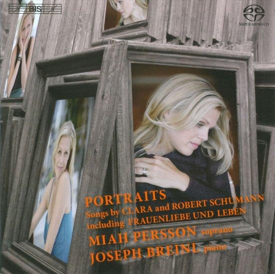 Portraits - Songs By Clara And Robert Schumann