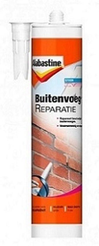 Goedkoop Alabastine Voegenreparatie Buiten 310ML online kopen uit ...