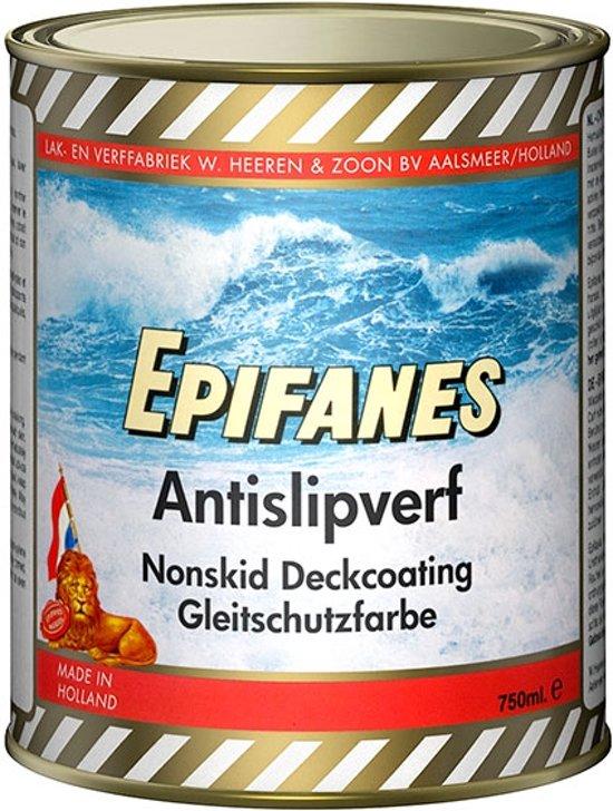 Epifanes antislipverf 1 750ml