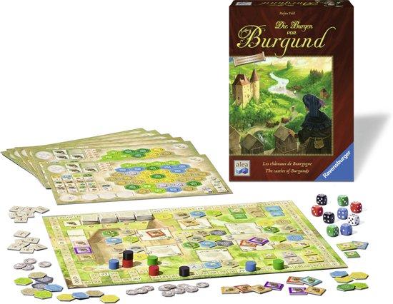 Ravensburger Alea Die Burgen von Burgund - Bordspel