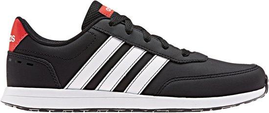 19b846d46ef bol.com | adidas Sneakers - Maat 34 - Unisex - zwart/wit/rood