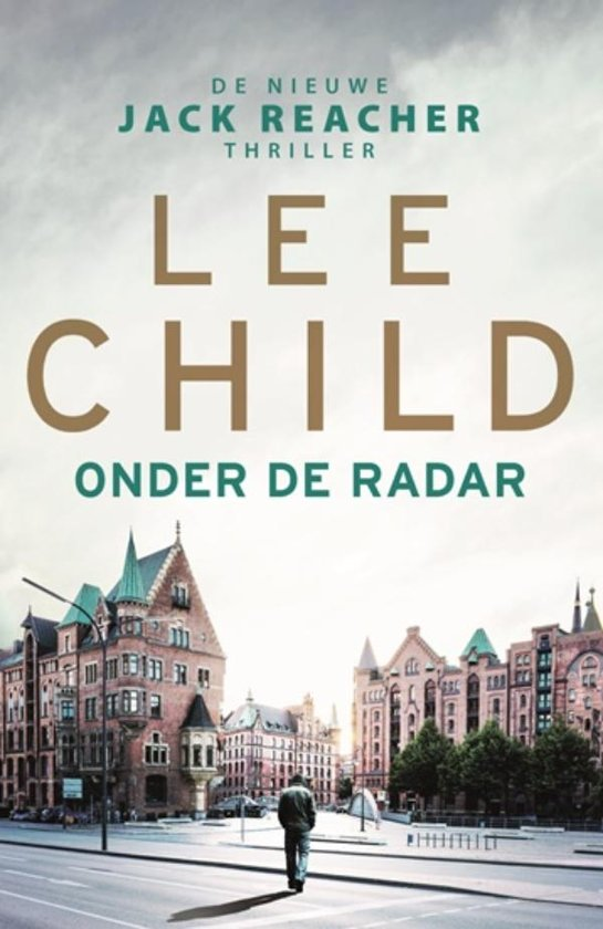 Boekomslag voor Jack Reacher 21 - Onder de radar