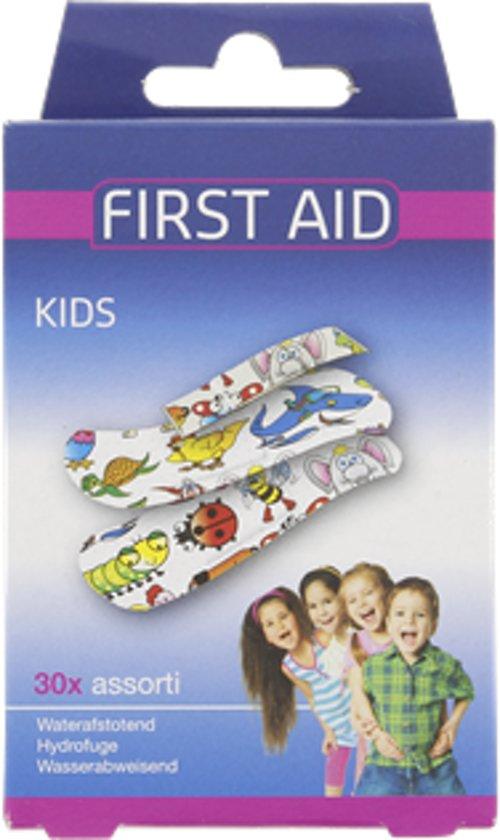 First Aid kinderpleisters