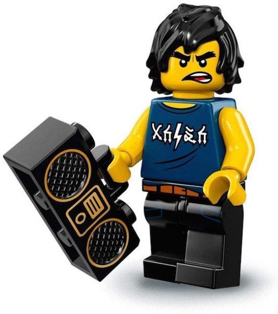 LEGO Minifigures The NINJAGO Movie – Cole 08/20 - 71019