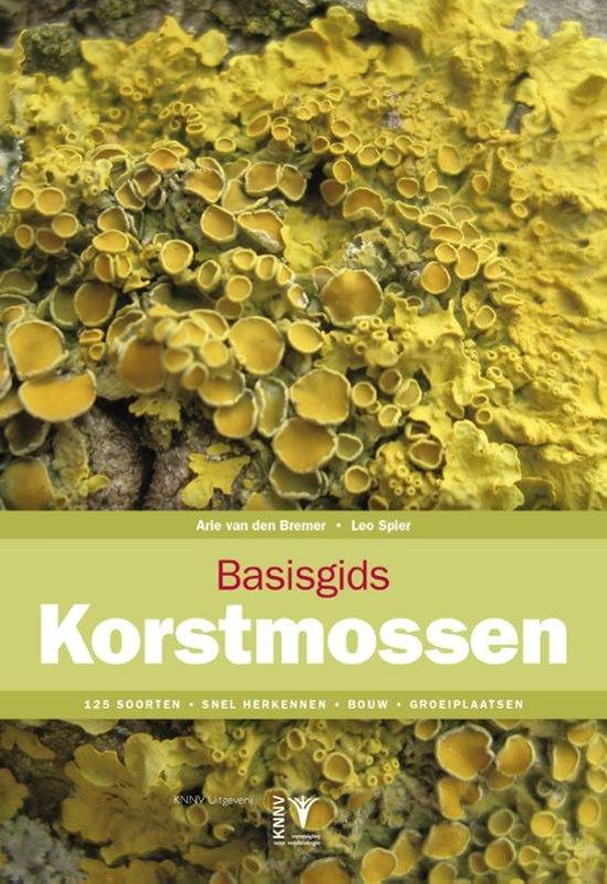Boek cover Basisgids korstmossen van Arie van den Bremer (Paperback)