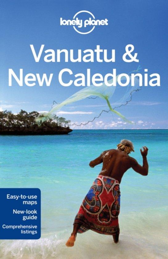 Lonely Planet Reisgids Vanuatu