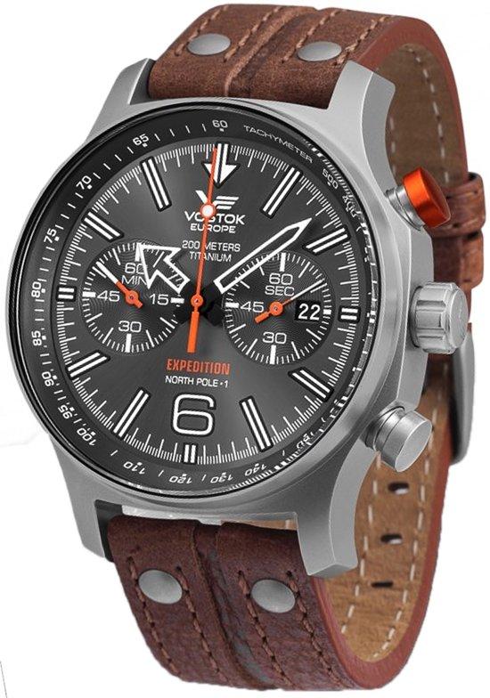 Vostok-Europe Mod. 6S21-595H298 - Horloge