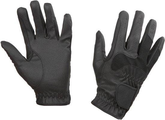 Covalliero Gloria - Paardrijhandschoenen - Zwart - M
