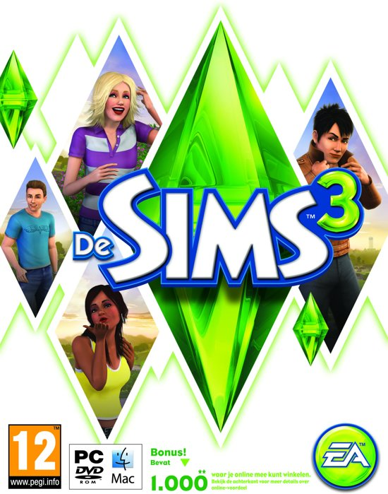 De Sims 3 - Windows
