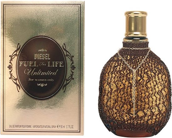 Bolcom Diesel Fuel For Life Unlimited For Women 50 Ml Eau De