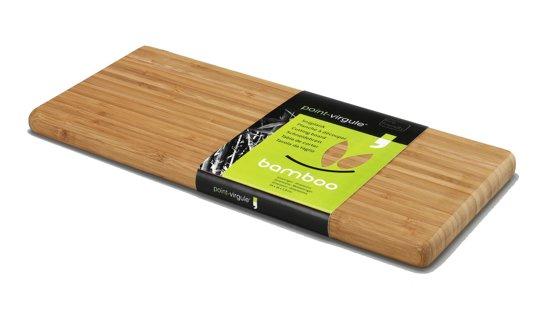 Point-Virgule Snijplank - Bamboe - 34 x 15.8 x 1.8cm