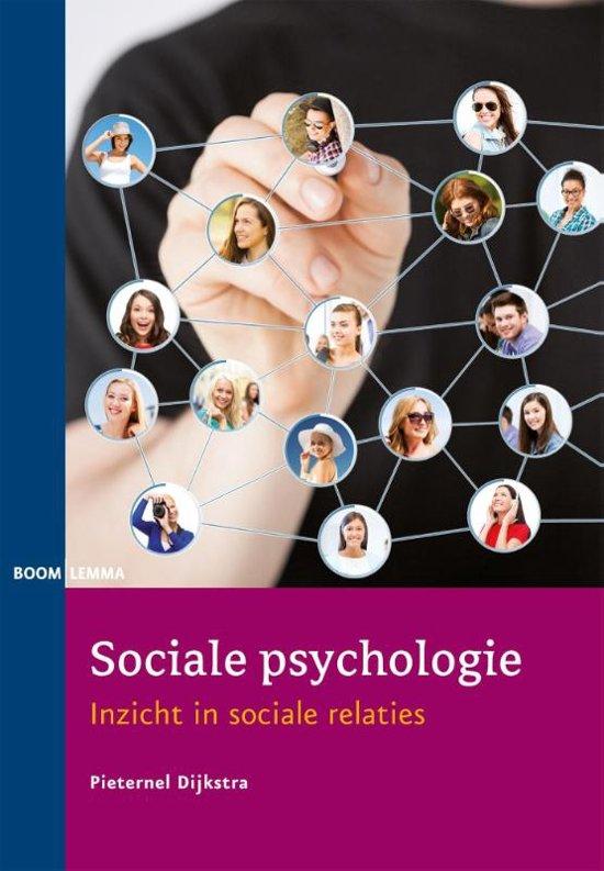 Bolcom Sociale Psychologie Ebook Pieternel Dijkstra