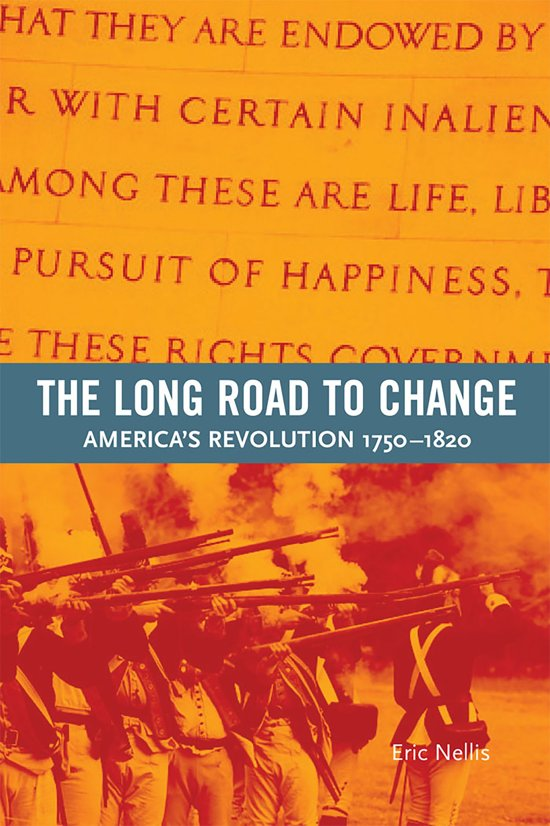 The Long Road to Change