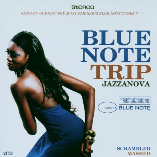 Blue Note Trip 5 - Scrambled / Mashed