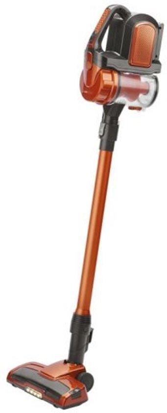 Clatronic BS 1307 A - Oranje Accu-Steelstofzuiger oplaadbaar 21,6V Lithium-Ion