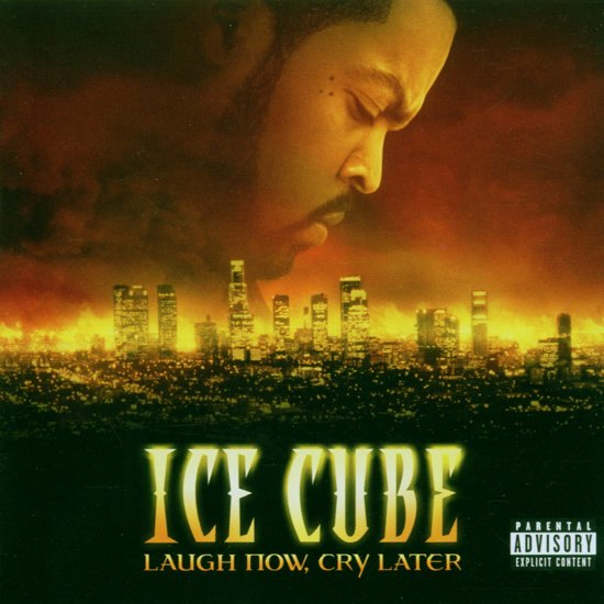 Bolcom Ice Cube Laugh Now Cry Later Explicit Ice Cube Cd