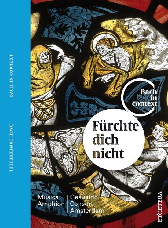 Bach Contextueel Vol.Iii Furchte Di