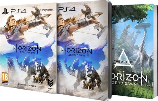 Horizon Zero Dawn - Limited Edition PlayStation 4