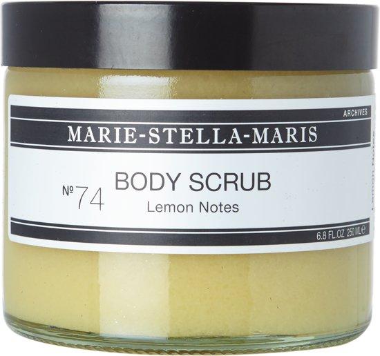 Marie Stella Maris - Body Scrub - Lemon Notes - 250 ml
