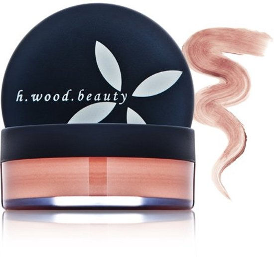 H. Wood Beauty Cream Blush Marigold