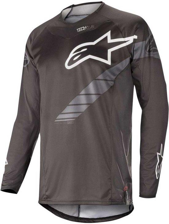 Crossshirt Techstar Black l Alpinestars anthracite Graphite c1TFKJl3
