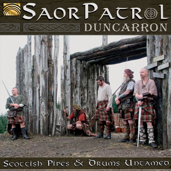 Duncarron - Scottish Pipes And Drums Untamed