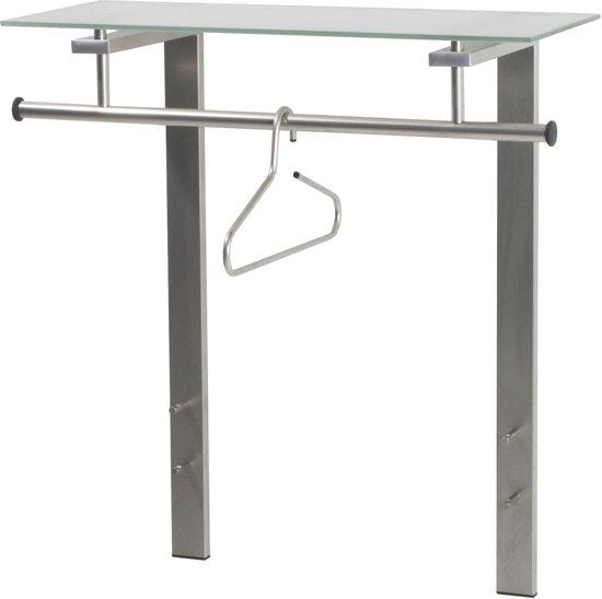 Spinder Design - Dutch Kapstok met Melkglas - Nikkel