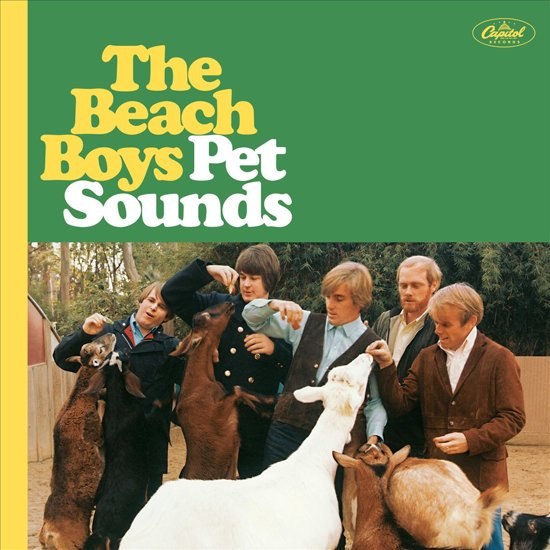Pet Sounds 50Th Ann.Del.Ed.)