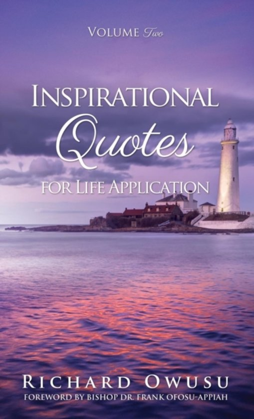 Bol Com Inspirational Quotes For Life Application Volume Two