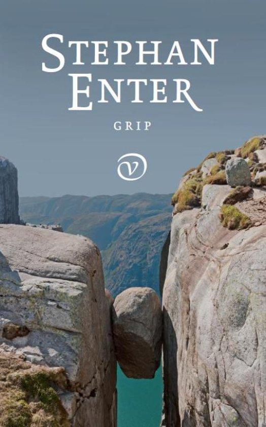 Boek cover Grip van Stephan Enter (Paperback)