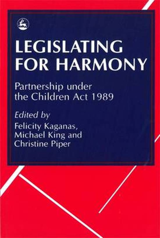 the children act of 1989 essay The children act 1989 still has a fair distance to go to ensure that all matters concerning the upbringing of a child including the child's welfare shall be the court's paramount consideration, as demonstrated in this essay by dissecting several cases where the theory and main principles have not only been successful but in instances sometimes.
