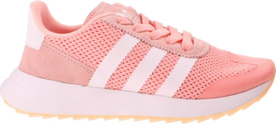 bol.com | Adidas Sneakers Flashback Dames Roze Maat 39 1/3