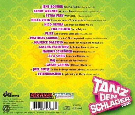 Tanz Den Schlager, Folge 2: Foxwahn Radio Edition