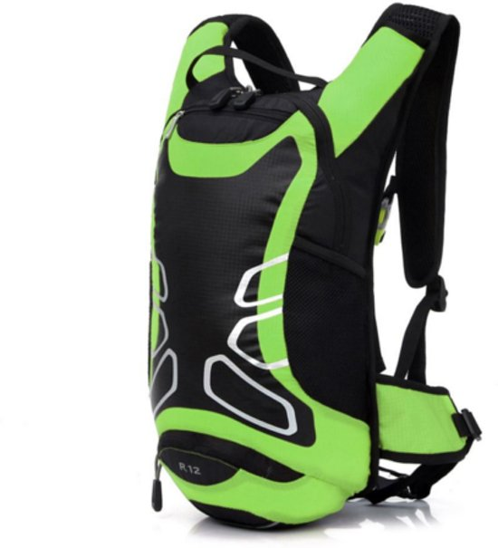 f6f6f4e024f bol.com | Outdoor Local Lion Rugzak Ultralight 12 liter - groen