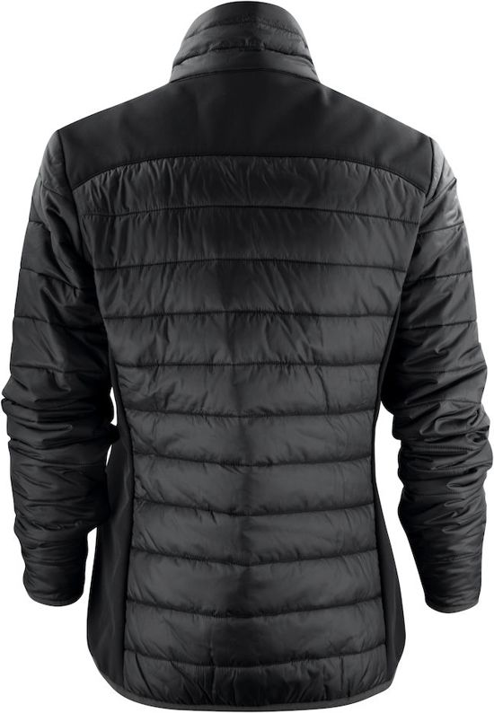 Lady2261058 Printer Jacket Zwart Expedition Xl Quilted Maat PuiTOZkX
