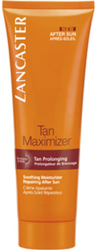 Lancaster Sun Tan Maximizer - 250 ml - Zonnebrand lotion